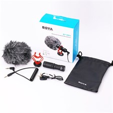 Boya MM1 Microphone Best For Vlogs and Youtube Videos