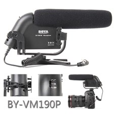 Boya BY-VM190P Shot Gun Mic