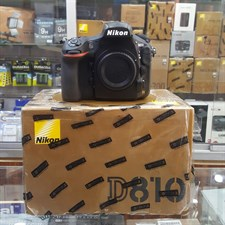 Nikon D810 Dslr Body Used