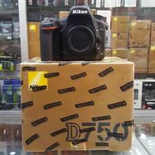 Nikon D750 Dslr Used Body