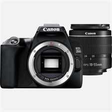 Canon 250D Kit 18-55 Mark III Lens