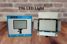 396 LED Light For Video  (Battery Charger Not Included)
