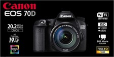Canon 70D 18-135 IS STM