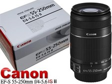 Canon 55-250 IS II