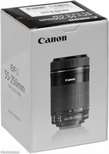 Canon 55-250 IS STM