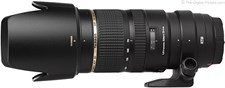 Tamron 70-200 2.8  VC For Canon Only