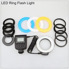 Macro LED Ring Flash RF-550D