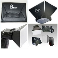 Pixco 9x9 CM SoftBox For All Flash