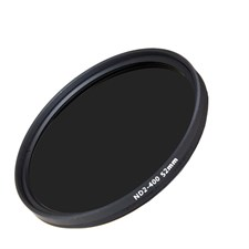 58mm Variable ND Filter ND2-ND400