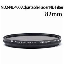 82MM Variable ND Filter ND2-ND400