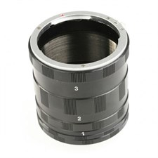 Canon Manual Macro Extention Tube