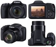 Canon SX400 IS Digital Camera