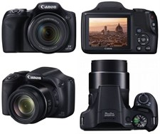Canon SX520 IS Digital Camera