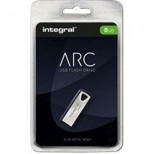 Integral ARC 8GB 2.0 Metal USB
