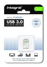 Integral Metal Fusion 8GB USB 3.0