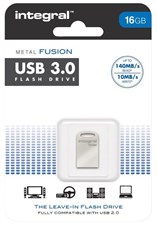 Integral Metal Fusion 16GB USB 3.0