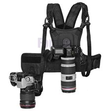 Micnova Double Camera Belt
