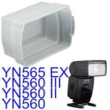 Flash Diffuser cover for Canon Speedlite 580EX Yongnuo YN 565 YN 568