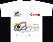 Canon Shirt With K.C.C Logo