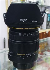 Sigma 17-50 2.8 OS USED For Canon