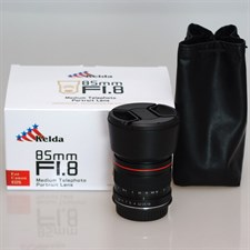 Kelda 85mm 1.8 For Canon