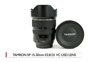 Tamron 15-30 2.8 VC USD For Canon