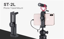 Special Mobile Holder For Mounting Mic On Mobile (Metal) Ulanzi ST-02L