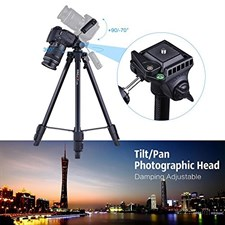 Kingjoy Vt 930 Dslr Camera + Mobile Tripod