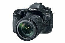 Canon 80D with 18-135mm IS Nano USM lens