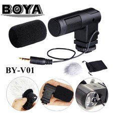 Boya BY-V01 Shot Gun Mic