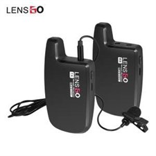 Lensgo LWM-308C Single Collar Wire Less Microphone