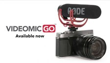 Rode Video Go Shot Gun Microphone