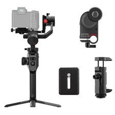Moza AirCross 2 3-Axis Handheld Gimbal Stabilizer (Black)