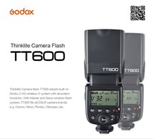 Godox TT600 Flash For Canon and Nikon