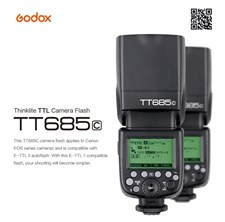 Godox TT685C Flash For Canon