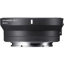 Sigma MC11 Adapter For Canon Lens On Sony E Mount Body
