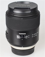 Tamron 45mm 1.8 VC Lens For Nikon