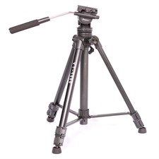 King Joy VT-1500 Professional Video Tripod