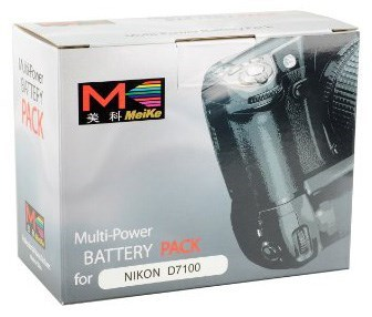 Meike Mb D15 For D7100 D7200