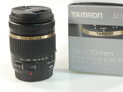 tamron 18 270 vc pzd lens for nikon. Black Bedroom Furniture Sets. Home Design Ideas
